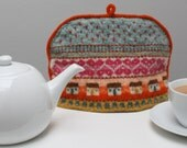 Home Sweet Home Tea Cosy Knitting Pattern