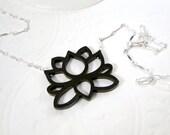 Big Lotus Necklace