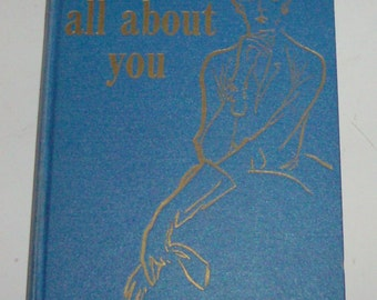 1953 All About You Antique Book