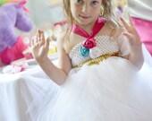 Rainbow Unicorn Birthday Dress