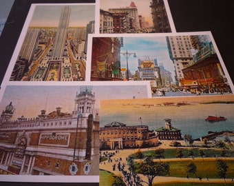 Vintage New York - Choose your own vintage New York - 4 x 6 prints - Nostalgic scenes