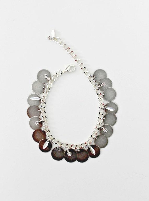 Drop Charm Bracelet