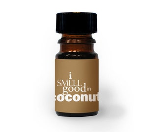 COCONUT Perfume Oil