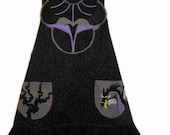 Maleficent from Sleeping Beauty Mickey Ears Apron *Made to order*