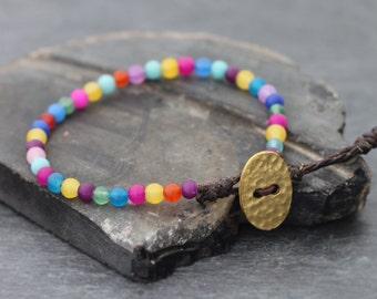Basic Candy Bracelet