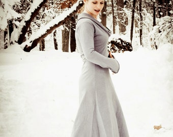Organic Clothing - Organic Maxi Dress