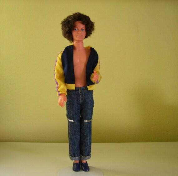 Vintage Scott Doll Skipper's Boyfriend 1979