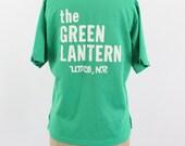 bowling shirt - 70s Hilton bowling shirt  - The Green Lantern NY