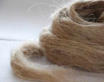 LINEN FLAX plant-fiber natural
