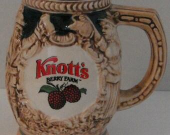 Knott's Berry souvenir mug