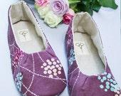 no 599 Tracy Women's Shoes PDF Pattern