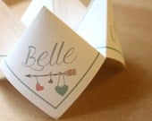 Wedding Thank You Cootie Catcher (PDF - PRINTABLE)