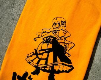 Genshiken Inspired Screenprinted T-Shirt