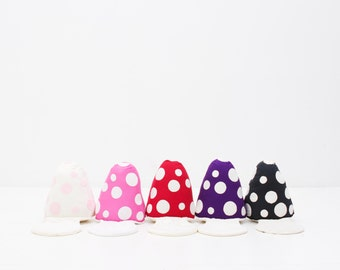 Purple Childrens Toadstool Cushion Unfilled - As seen in My Child Magazine