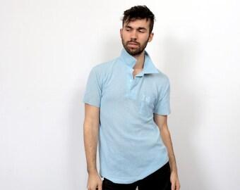 SALE - Mesh Penguin Pocket Shirt - Medium