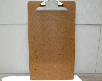 Vintage Clipboard | Extra Long