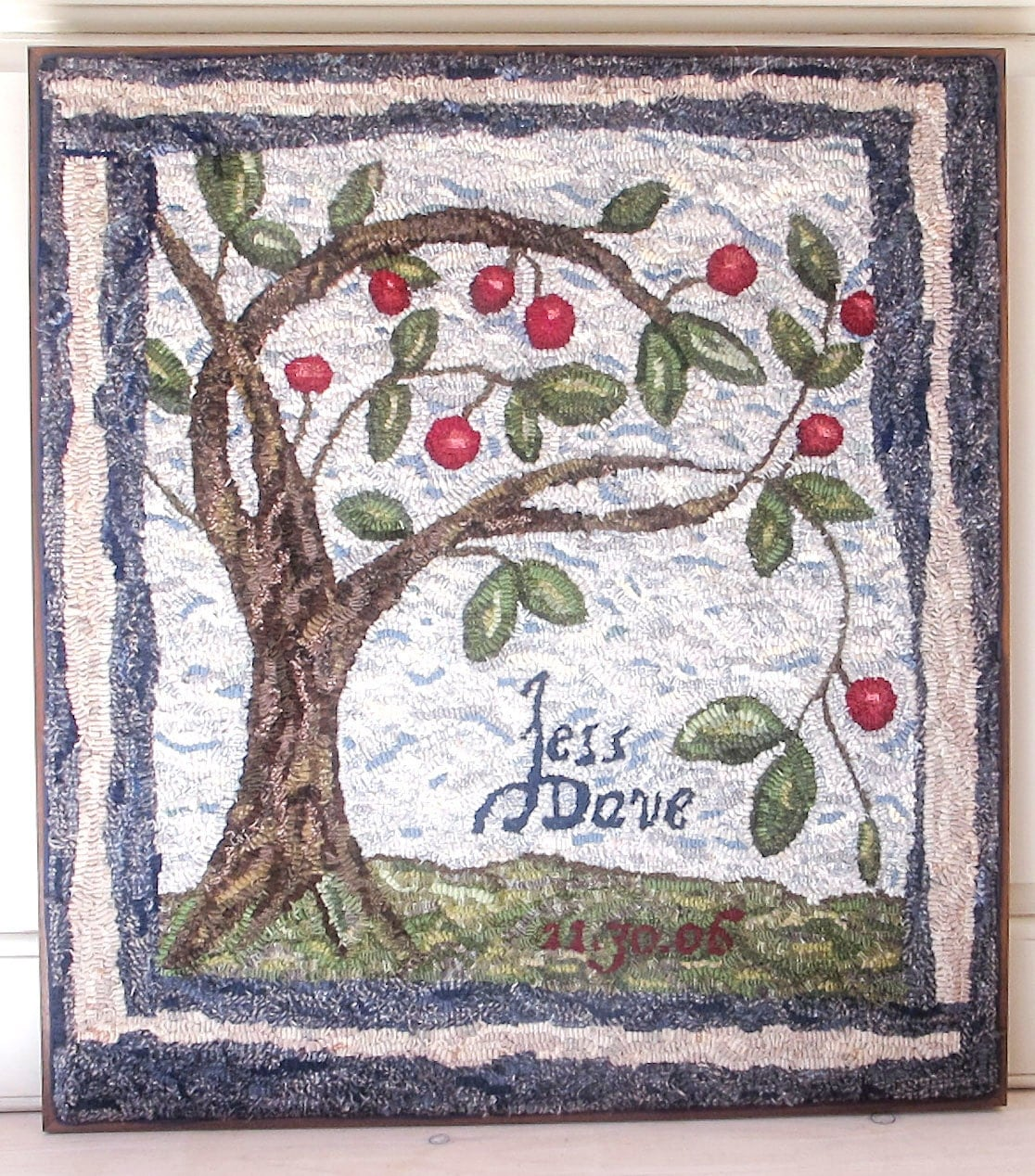 Tree Of Life Rug Hooking Pattern Instant Download