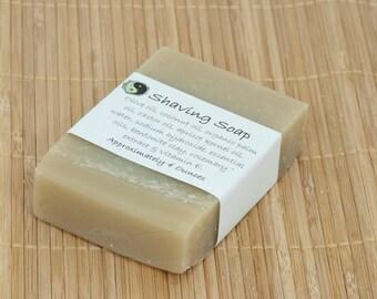 Shaving Soap, 4 Ounce Bar