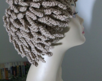 Knitting Pattern For Nudu Hat : Nudu hat Etsy