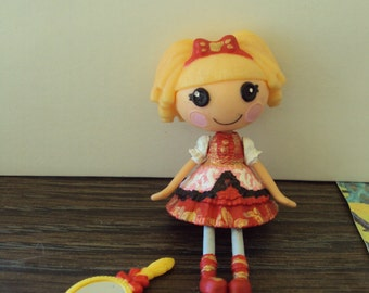 Apple White mini lalaloopsy ever after high custom doll