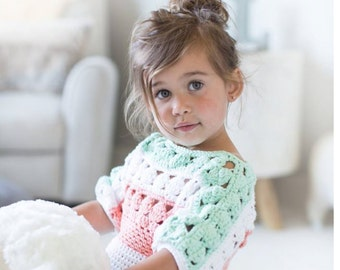 INSTANT DOWNLOAD - Crochet Top Tunic - Amelia Crochet Tunic