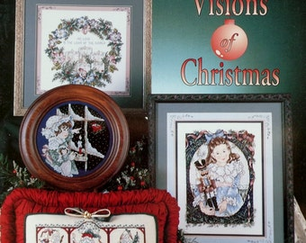 Stoney Creek Collection VISIONS OF CHRISTMAS (Multiple Designs) - Counted Cross Stitch Pattern Chart