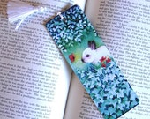 Cute Bunny Wildlife Bookmark, 2x6 Book Mark