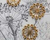 Fennel Flower Spokes ( 3 pc)