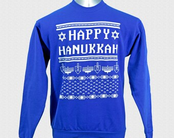 "Shop ""hanukkah sweater"" in Men's Clothing"