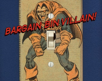 Hobgoblin - Super Villain Light Switch Plate