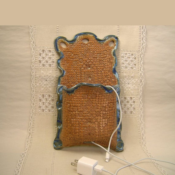 Items Similar To Wall Mounted Cell Phone Charging Station