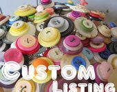 CUSTOM LISTING for Barbara