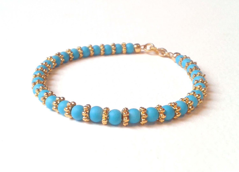 turquoise bead bracelet indian style bracelet turquoise and