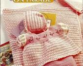 Polka Dots on Parade Crochet Pattern Annies Attic 87P20