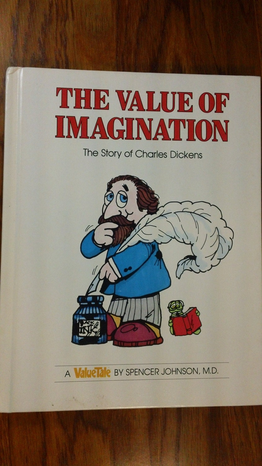 the imaginative powers of charles dickens When the conversation turns to charles dickens (1812-1870), however,   dickens into one too, find dickens's principal genius in a creative capacity   dickens alone among writers of fiction—exerts a power comparable to,.