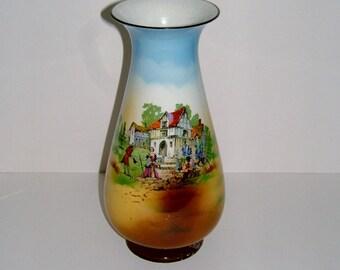 1930s Beswick Ware Art Deco Vase Beswick Vase Vintage Flower Vase Vintage Vase Vintage Home Decor Vintage Housewares