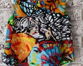 Toddler Girl Tunic/Tank Top-Sizes 3M to 18M-Graphic Abstract Pattern-Shirttail Hem