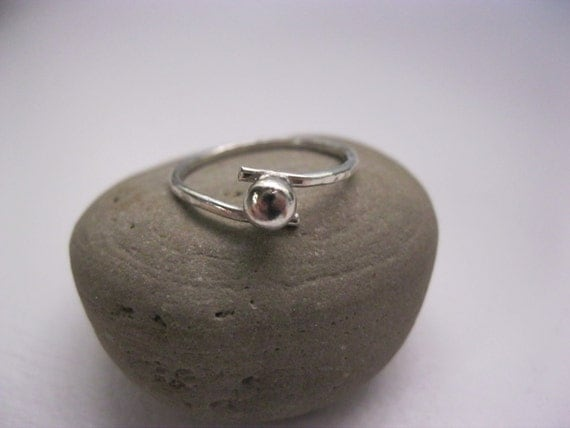 simple silver rings argentium silver non tarnish rings