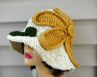 Crochet Hat Women's Hat Women's Accessories Fashion Accessories Winter Hats