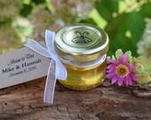 Honey Favors, 1 Ounce Jars, Honey Wedding Favor, Bridal Shower Favors, Honey Jars, Meant to Bee, Love is Sweet, Bee, Honey