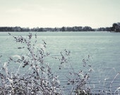 The Blues - Morocco, Indiana - Water Landscape Nature Photography Print 4x6, 6x9, 8x12