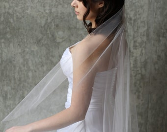 "Classic, Simple, Elegant Veil- ""TIMELESS"""