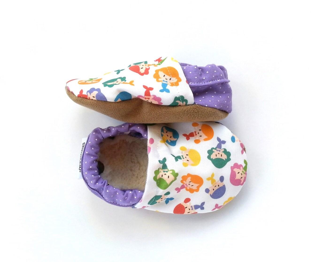 baby mermaid shoes mermaid baby clothing vegan by