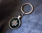 Knot Keychain - Choose Ba...