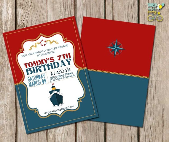 Vintage Inspired Invitations as awesome invitations sample