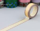 ANGOO Masking Tape - Washi Tape - Paper Tape - Masking Sticker - Deco Tape - Diary - Filofax - A013
