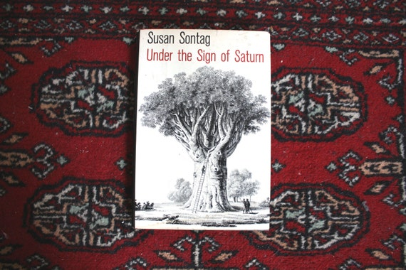 under the sign of saturn essay