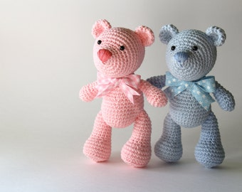Teddy Bear Amigurumi
