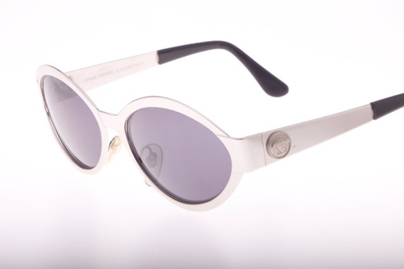 Versace Metal Sunglasses Metal Unisex Sunglasses