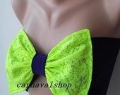 PADDED Lace.noen green.purple.Bow Bikini Top Swimwear Bikinis Top Swimsuit - Spandex Bandeau -Women's Fashion
